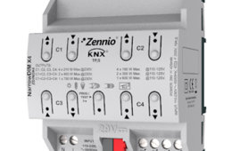 Zennio Reinvents With NarrowDIM X4 Dimmer