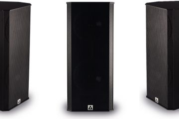 Pan Acoustics Unveils Compact Cinema Speaker