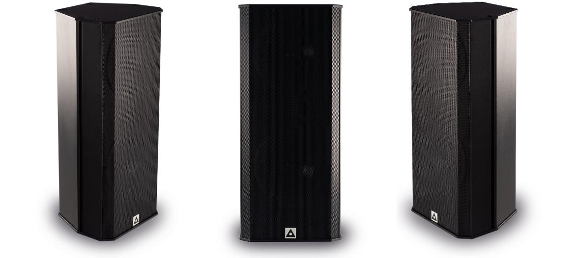 Pan Acoustics Unveils Compact Cinema Speaker