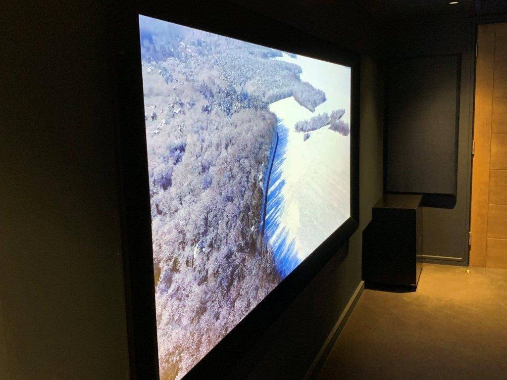 Home Cinema Screen