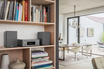 Denon Gets Versatile With CEOL N11 DAB Network Music System