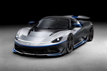 Battista Limited Edition Hypercars To Feature Naim Audio Systems