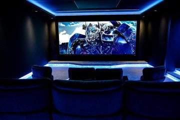 High Performance Home Cinema