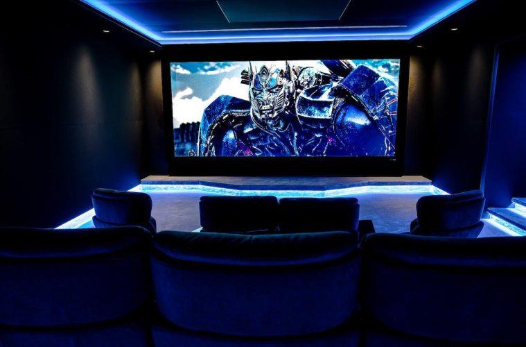 High Performance Home Cinema
