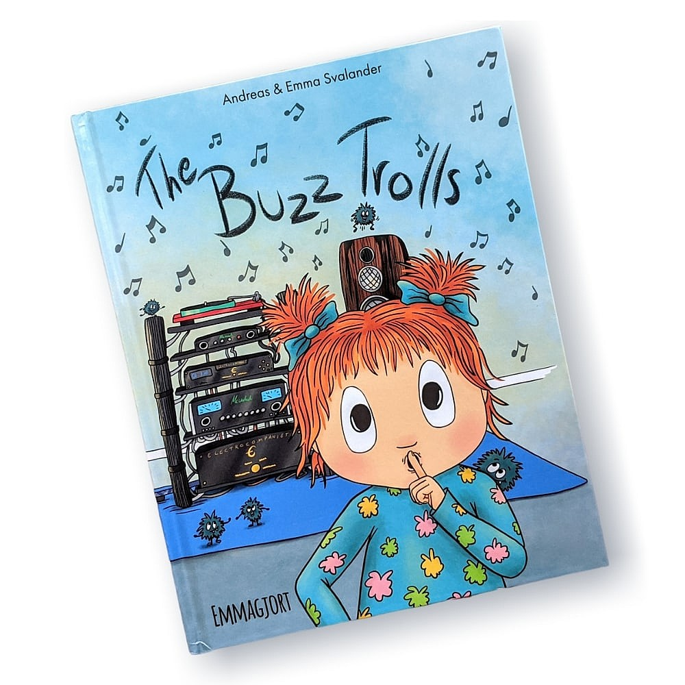Russ Andrews Explores Mystery Of Hifi Issues In The Buzz Trolls