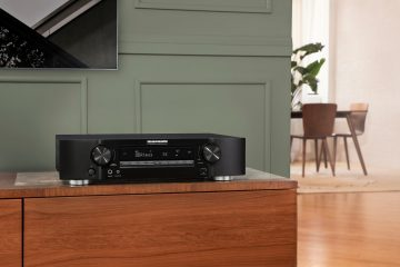 Marantz Launches 8K Ultra HD AV Receiver