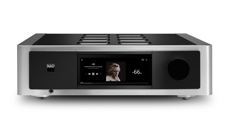NAD Electronics' M33 Ships, Heart Of Reference Whole Home System
