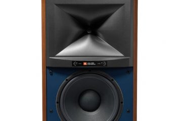 Harman Embraces Retro Design With JBL 4349 Studio Monitor