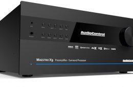 AudioControl AV Receivers And Processors Get Dirac Live Bass Control