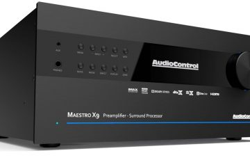 AudioControl AV Receivers And Processors Get Dirac Live Bass Control