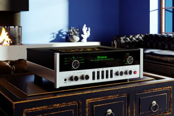 McIntosh Announces New Vacuum Tube Preamplifier And Tube Amplifier