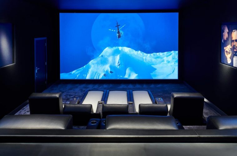 Clarke Infinity Home Cinema