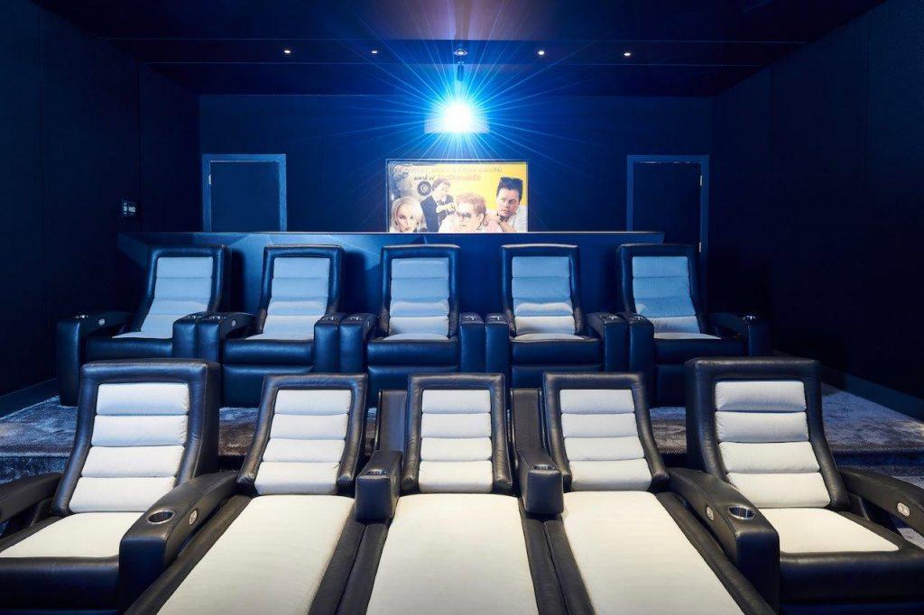 Clarke Infinity Home Cinema