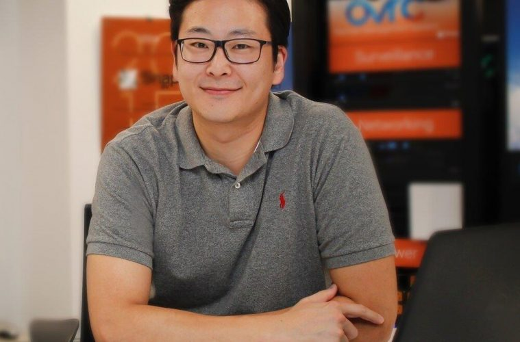 SnapAV Vice President of Connected Products, Kenny Kim