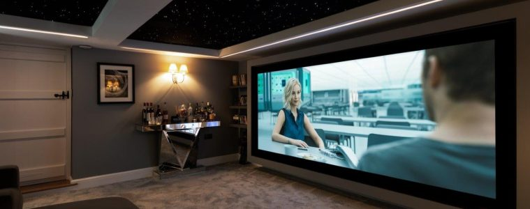 Home cinema conversion