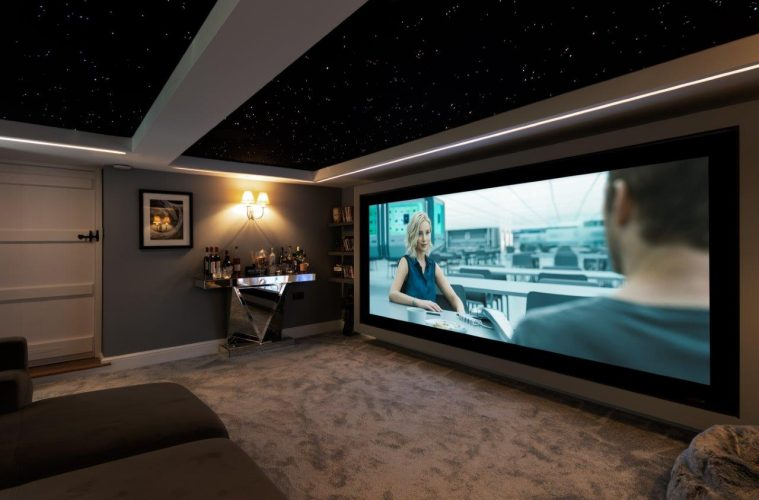 Home cinema conversion