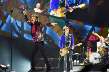 Rolling Stones in CUBA, credit DAVE HOG