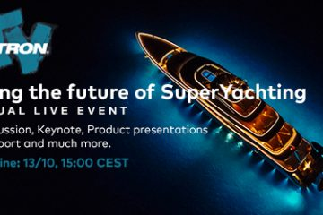 Crestron Invites You To Shaping The Future Of Superyachting Event