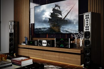 McIntosh Targets Movie Lovers With New AV Processor And Amp