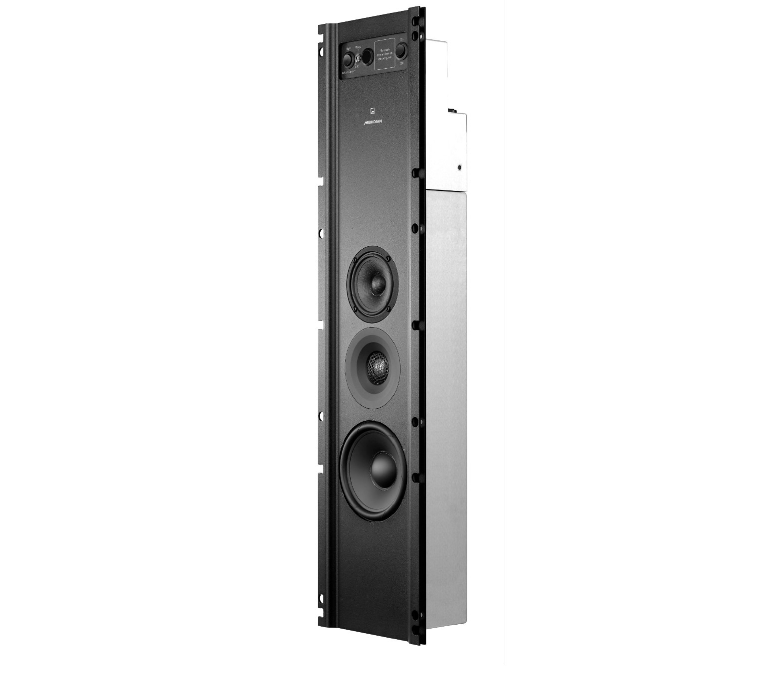 Meridian Audio Brings Power And Fidelity With DSP730 Active Speaker