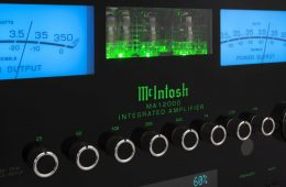 Most Powerful McIntosh Integrated Amp Ever Launches