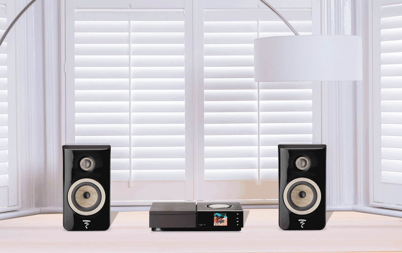 Focal And Naim Announce Limited Edition Packages