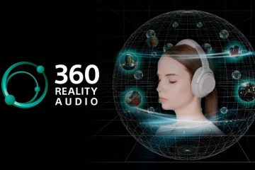 Sony 360 audio