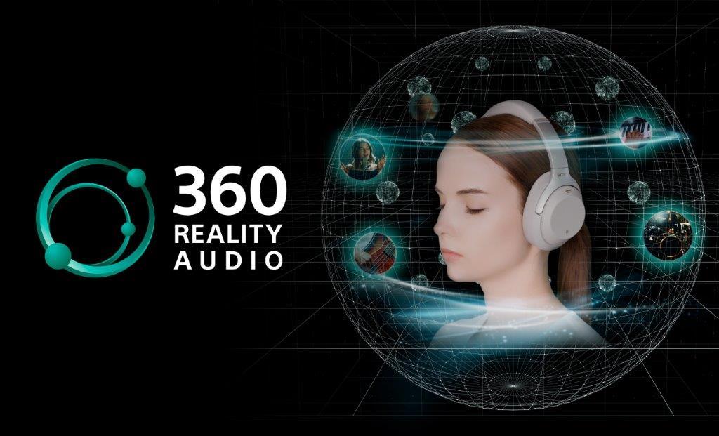 Sony 360 audio