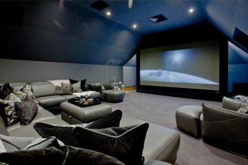 Lyngdorf MK home cinema