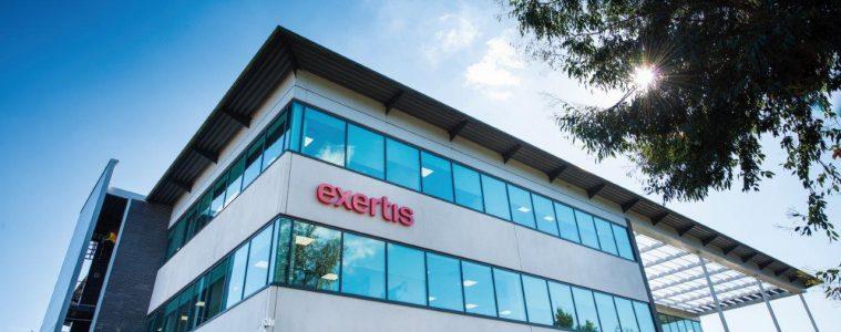 Exertis offices