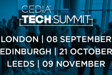 CEDIA tech summit